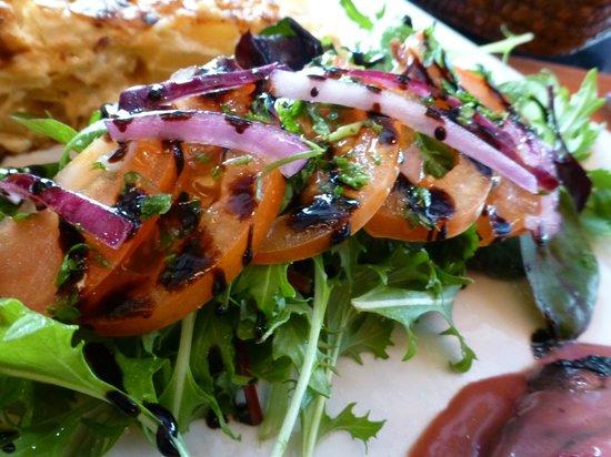 Le Beaulieu : crisp fresh salad