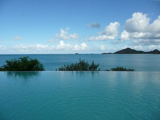Cocobay Resort: View from Original Pool.
