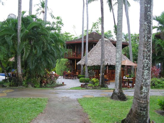 Tambor Tropical Beach Resort : Grounds