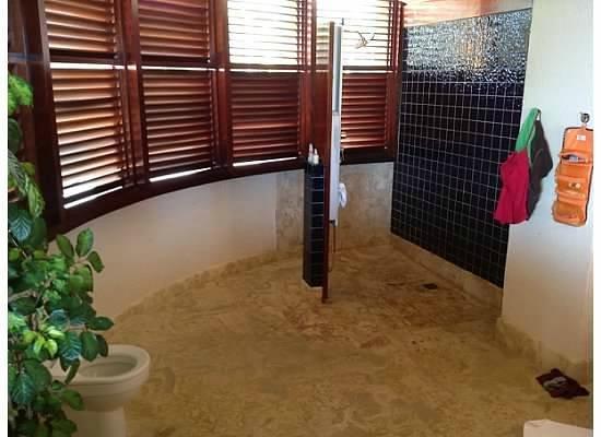 جيد ماونتن ريزورت: Open Shower 