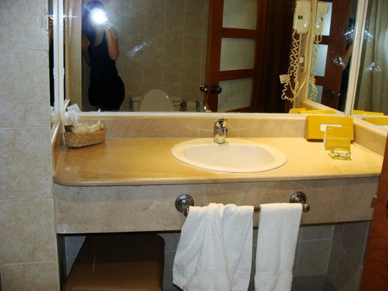 Occidental Caribe: salle de bain