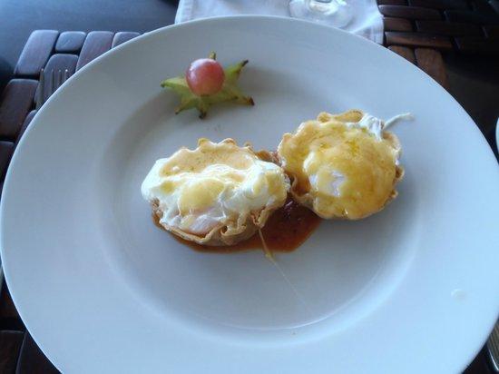 Gaia Hotel & Reserve: Breakfast