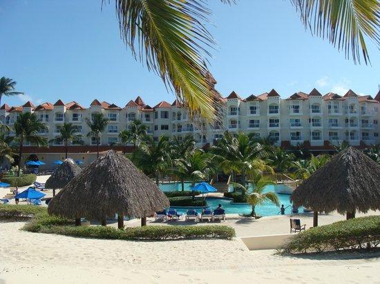 Occidental Caribe: site 