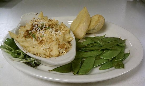 The Creek Grill: Lobster Macaroni and Cheese