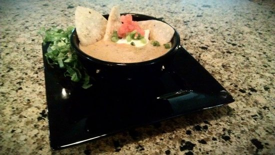 The Creek Grill: Fiesta Nacho Soup!