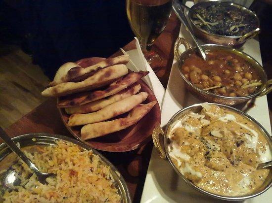 tasty shalimar 'menu' offer