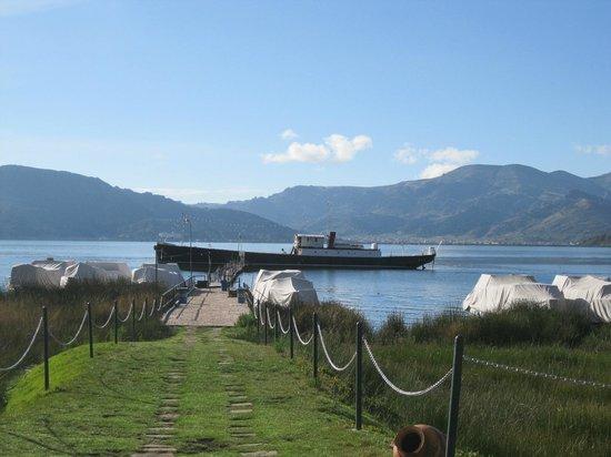 Sonesta Posadas del Inca Lake Titicaca Puno: Barco Inglés
