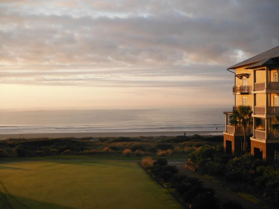 The Sanctuary Hotel at Kiawah Island Golf Resort : room view
