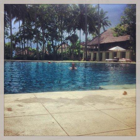 Alila Manggis: Refreshing dip