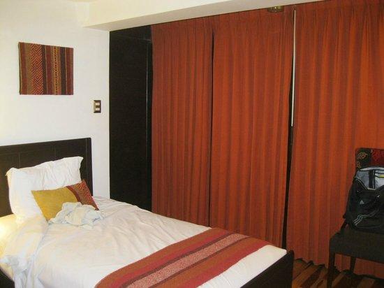 Tierra Viva Cusco Plaza: Habitación 203