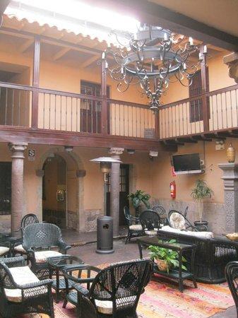 Tierra Viva Cusco Plaza: Hotel
