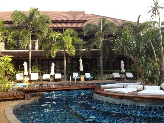 Am Samui Palace: swimingpool