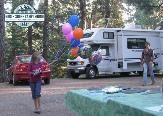 North Shore Campground: Check out our RV Sites and rentals that we have available!