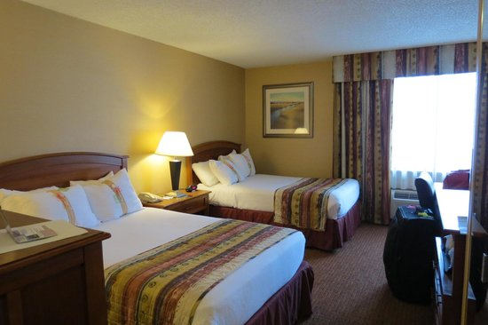 Holiday Inn Steamboat Springs: 2 double beds