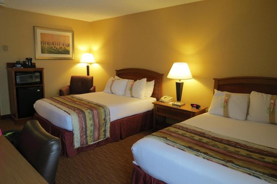 Holiday Inn Steamboat Springs: Beds