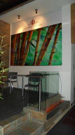 هوتل فلورنسيا بلازا: Entrada del Hotel 