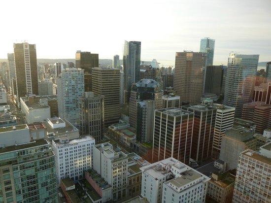 Embarc Vancouver: View from room