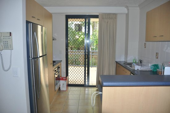 Turtle Beach Resort: 2 bedroom apartment - Kitchen area