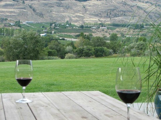 Osoyoos, Canada: The views