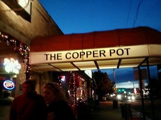 The Copper Pot: quaint