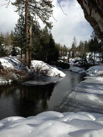 Resort at Squaw Creek: creek