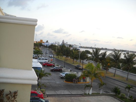 Gran caribe resort: View from room 2868