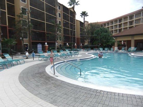 Westgate Lakes Resort & Spa: The pool.