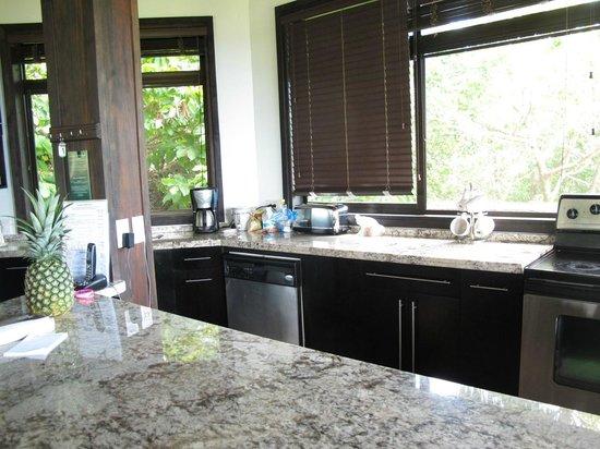 Tulemar Bungalows & Villas: Full Kitchen 2 BR Bungalow