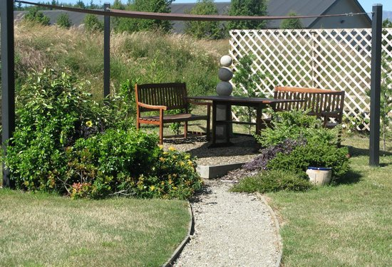 Black Peak View : Guest Outdoor Garden Area