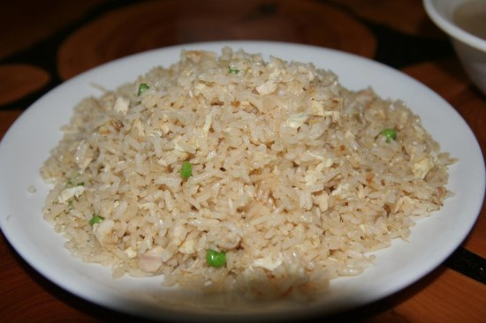 Famous Chinese Restaurant: Fried rice