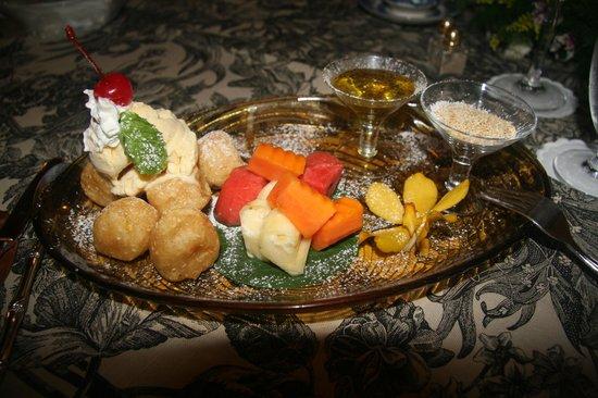 بوريبان بيبي جراند بوتيك هوتل: Beautiful dessert 