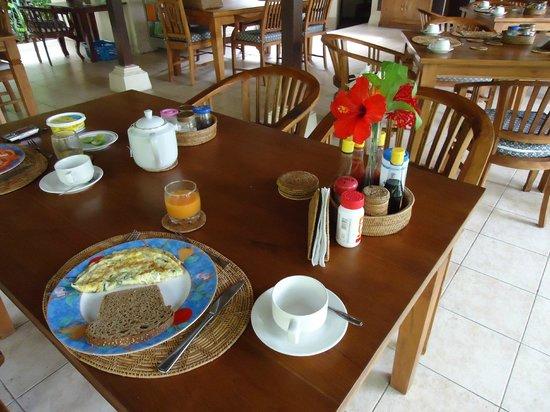 Dasa Wana Resort: ontbijt