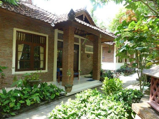 Dasa Wana Resort: bungalow