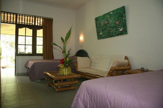 Dasa Wana Resort: kamer interieur