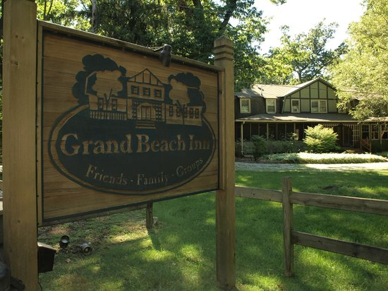 ‪‪Grand Beach Inn‬: Welcome to the Grand Beach Inn