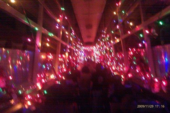 The Polar Express Picture Of Delaware River Railroad Excursions Phillipsburg Tripadvisor