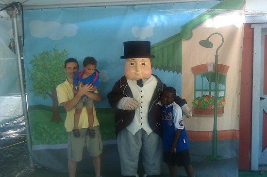 Sir Topham Hat Picture Of Delaware River Railroad Excursions Phillipsburg Tripadvisor