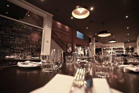Brama dining room