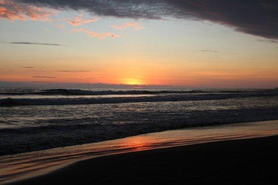 Esterillos Este, Costa Rica: Sunset