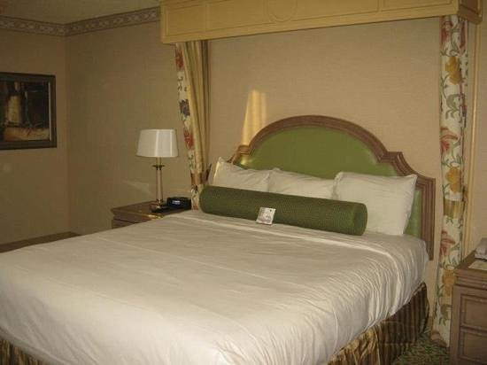 Golden Nugget Hotel: our bedroom
