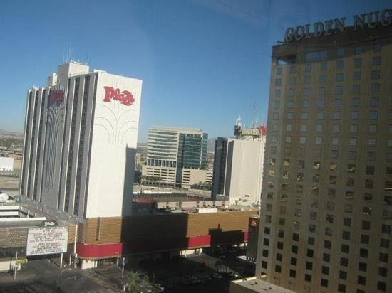 Golden Nugget Hotel: view from a Carson tower room