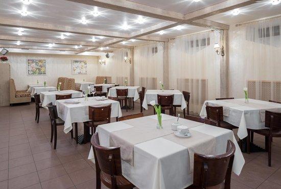 Arbat Nord Hotel: Arbat restaurant