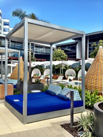 Crown Metropol Perth: Daybed
