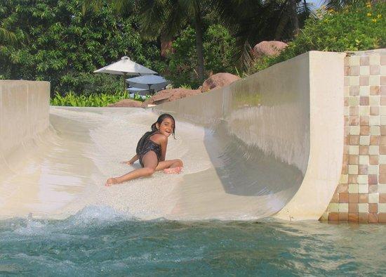 Park Hyatt Goa Resort and Spa: slide