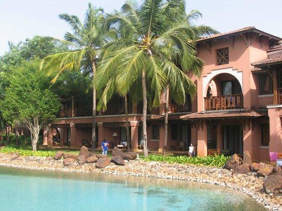 Park Hyatt Goa Resort and Spa: our villa