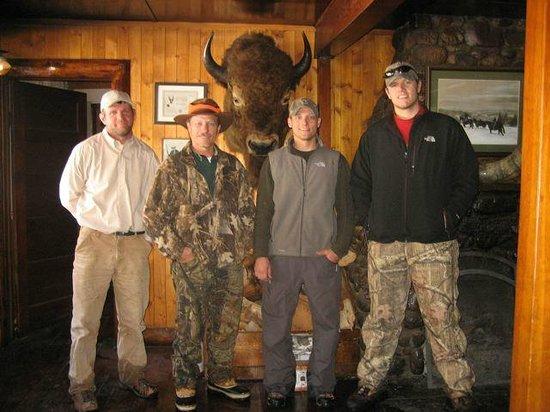Ripple Creek Lodge: In the Lodge