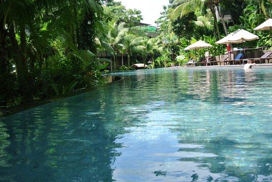 Ooh aah picture of siloso beach resort sentosa sentosa - Siloso beach resort swimming pool ...