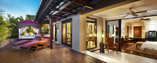 The St. Regis Bali Resort: Lilium Suite