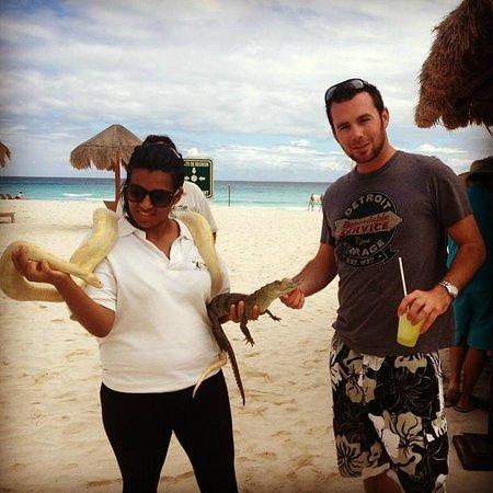 Ocean Spa Hotel: Locals