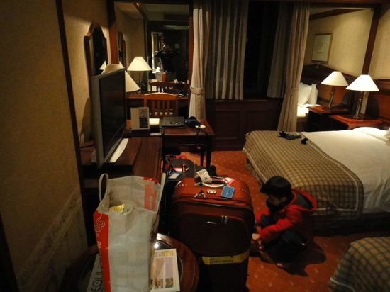 Imperial Palace Seoul: Second nite on Dec 2012